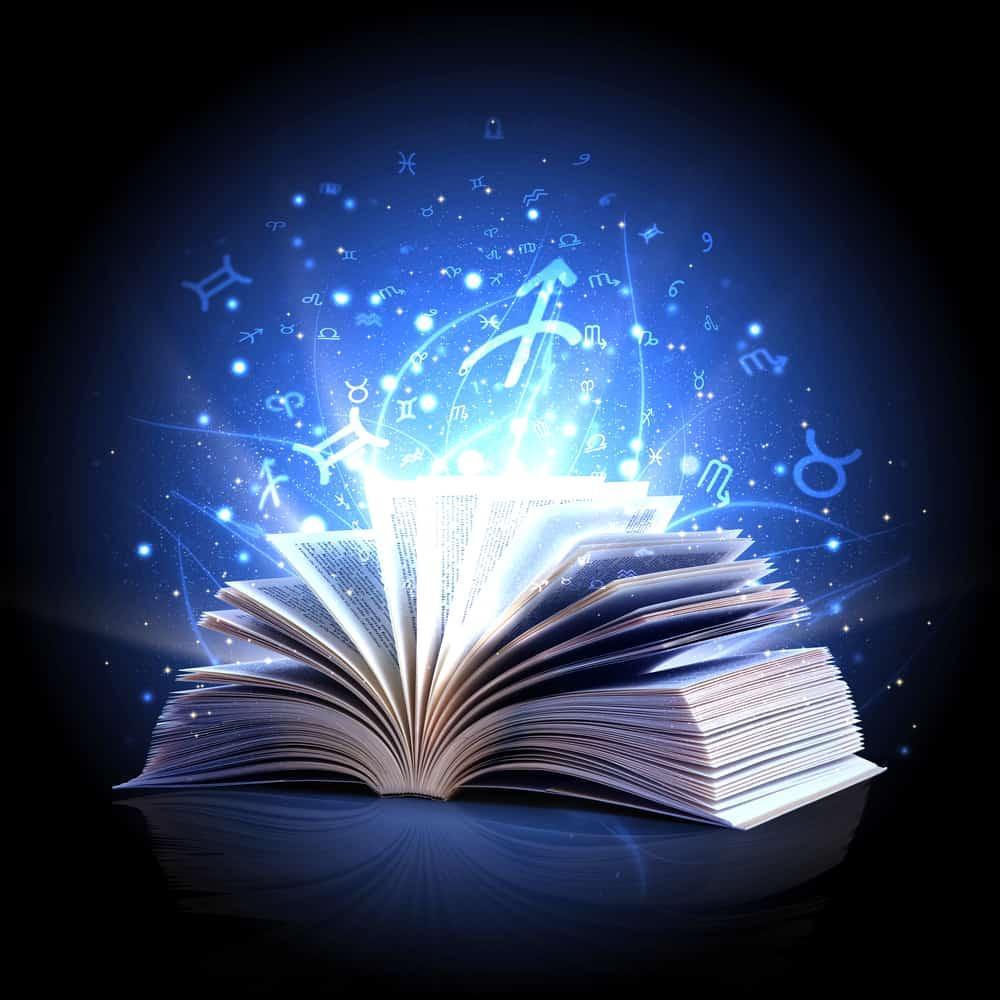 Lær mere om horoskoper og astrologi med lydbøger