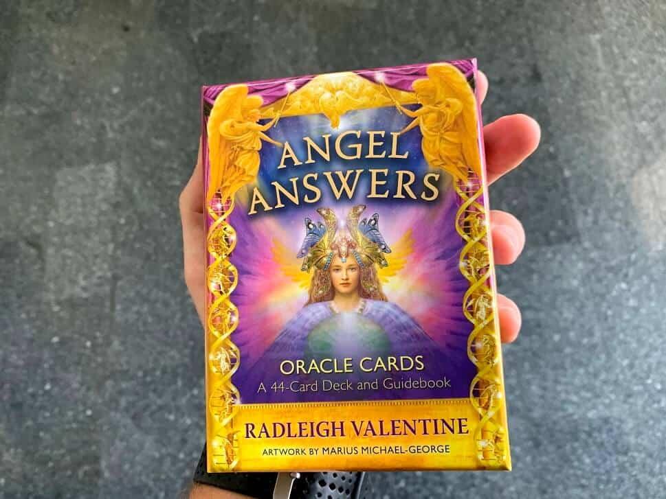 Englene Svarer (Angel Answers) Dagens englekort
