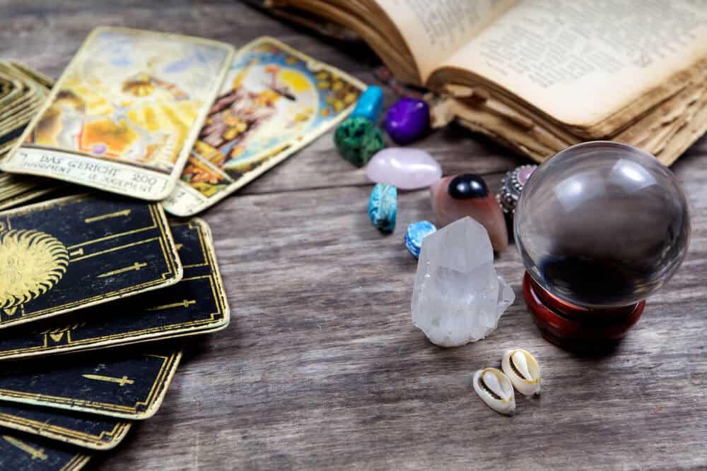 Tarotkort fremtiden